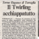 Il Twirling acchiappatutto